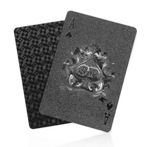 Karte za poker ČRNI DIAMANT