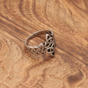 prstan keltski simbol trikverta