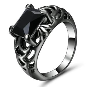 vikotorijanski gotski prstan Temna noč