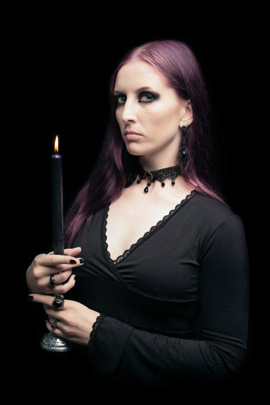 mistični gotski stil