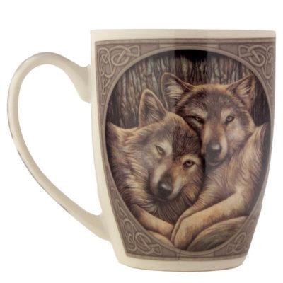 Lisa Parker skodelica par volkov