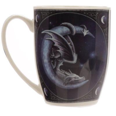 Lisa Parker skodelica zmaj in luna