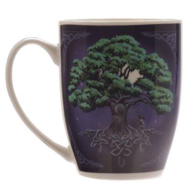 skodelica drevo življenja Lisa Parker