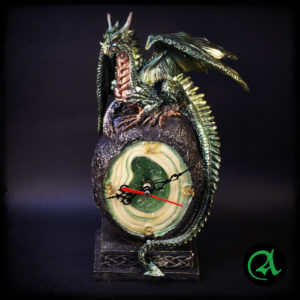 Ura Green Dragon