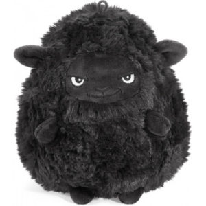 črna ovca pliš
