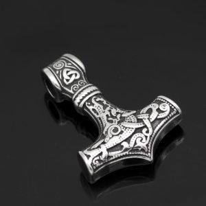 Nordijski obesek Thorovo kladivo