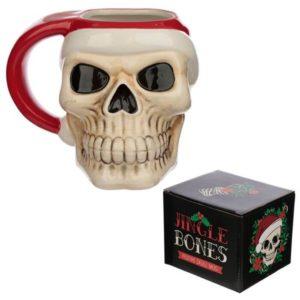 jingle bones skodelica božična