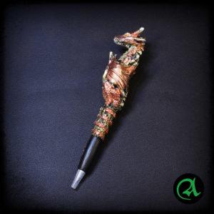 kemični svinčnik zmaj