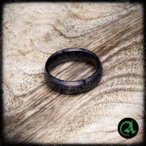 Črni prstan LOTR Gospodar prstanov