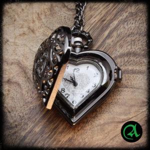 ura srce obesek
