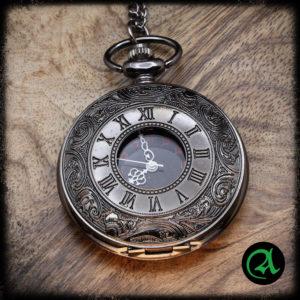 žepna ura rimska številčnica