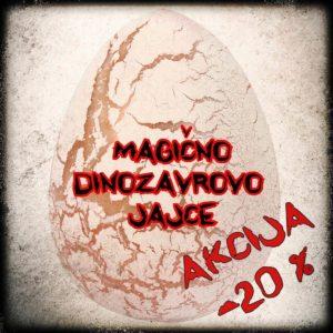 magično dinozavrovo jajce