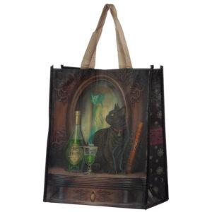 nakupovalna vrečka mačka lisa parker