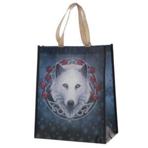 nakupovalna vrečka volk