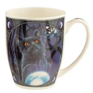 skodelica maček - čarovničin pomočnik