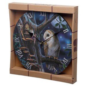 ura za na steno sova