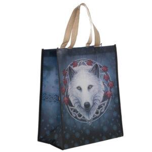 vrečka beli volk