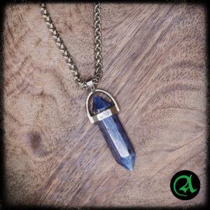 obesek kamen lapis lazuli