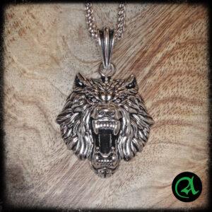 volk obesek nerjaveče jeklo