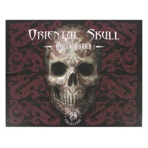 skull plošča ouija