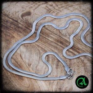 kačja jeklena verižica