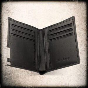 moška denarnica znotraj