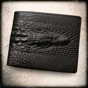 črna denarnica zmaj