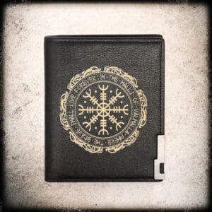 črna denarnica VEGVISIR