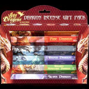 dišeče palčke dragons darilno pakiranje