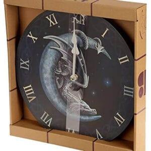 ura zmajček na luni v škatli