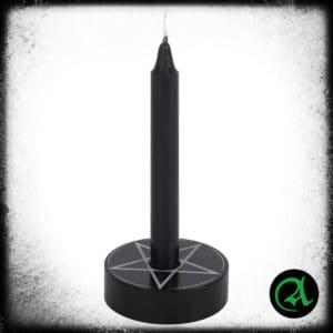 mini svečnik za mini sveče PENTAGRAM